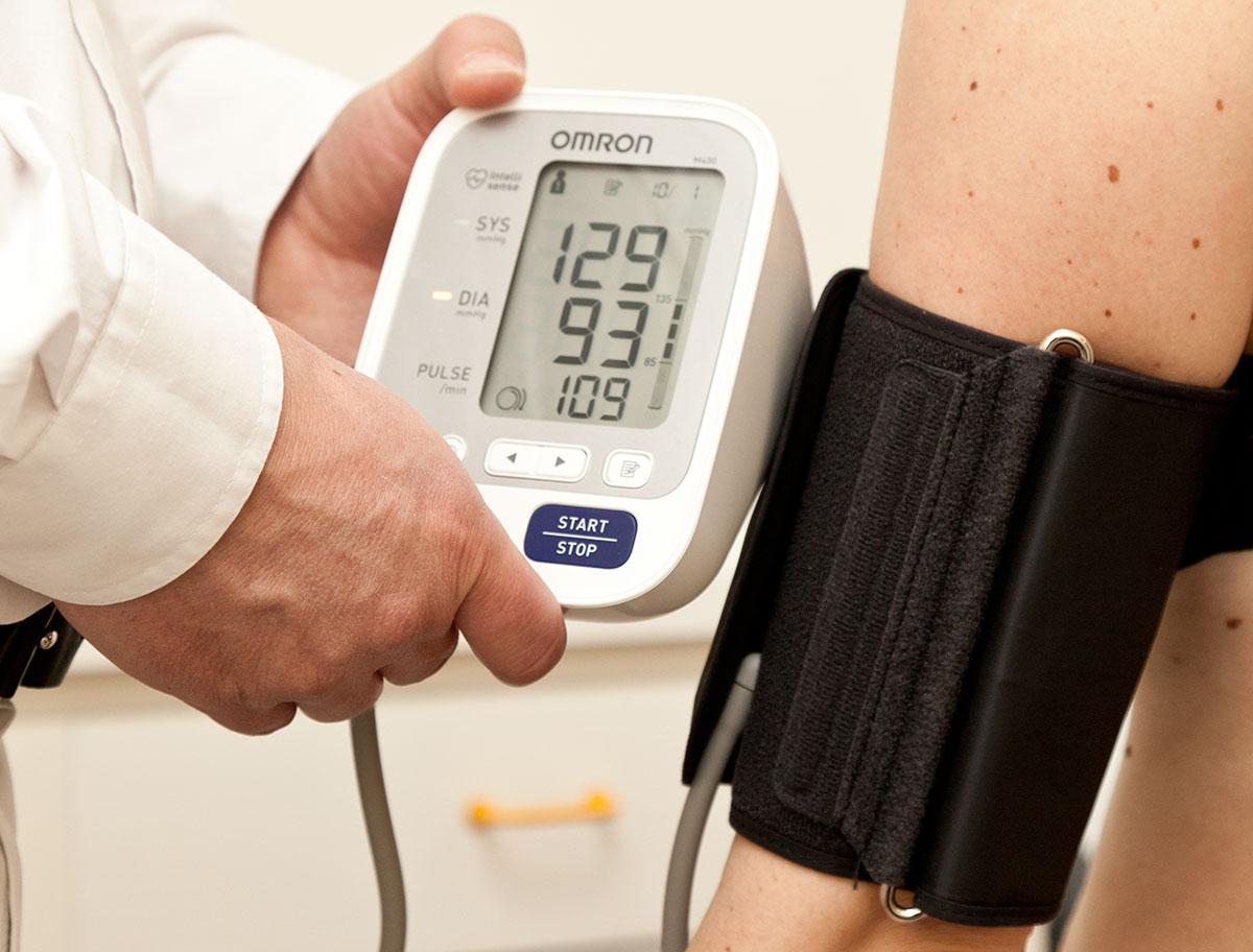 Blutdruck Praxis am Westkreuz in Muenchen