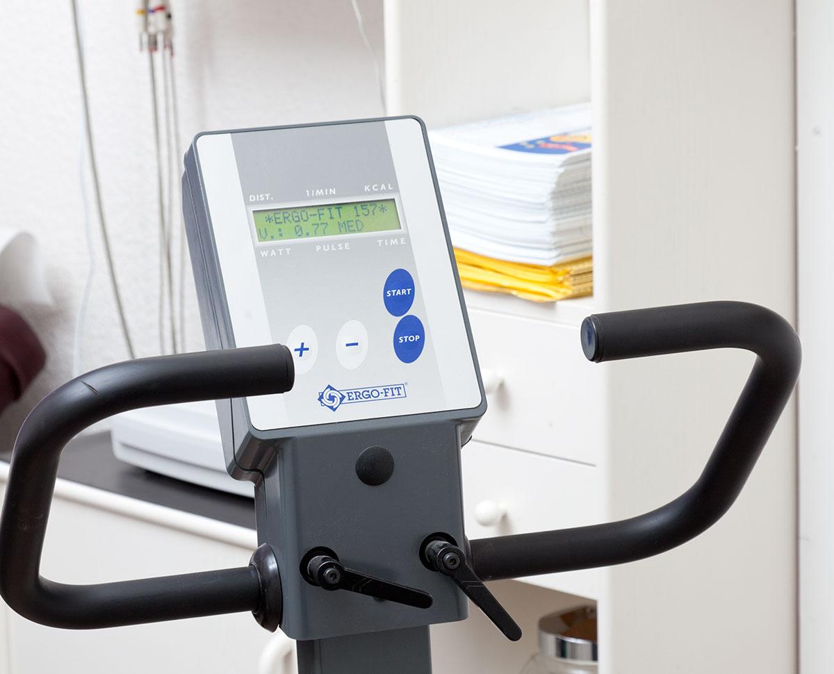 Belastungs-EKG Praxis am Westkreuz in Muenchen